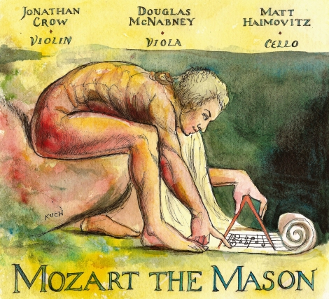 Mozart the Mason