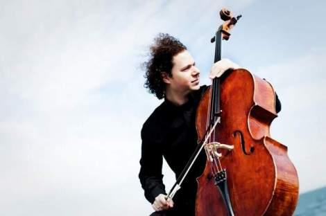 "Cellist Matt Haimovitz performs the world premiere of Philip Glass' Cello Concerto No. 2, ""Naqoyqatsi,"" with the Cincinnati Symphony Orchestra this weekend / Provided; Steph Mackinnon"