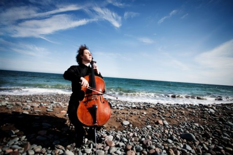 Steph Mackinnon/Steph Mackinnon -  It's been more than a dozen years since Matt Haimovitz first took Bach's solo cello suites on tour across North America in untraditional venues, but he brought them back to Dumbarton Church.