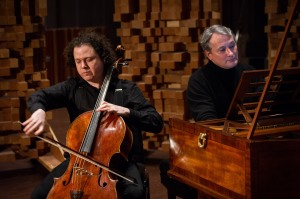 Matt Haimovitz and Christopher O'Riley | BEETHOVEN, Period.