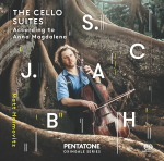 THE CELLO SUITES According to Anna Magdalena
